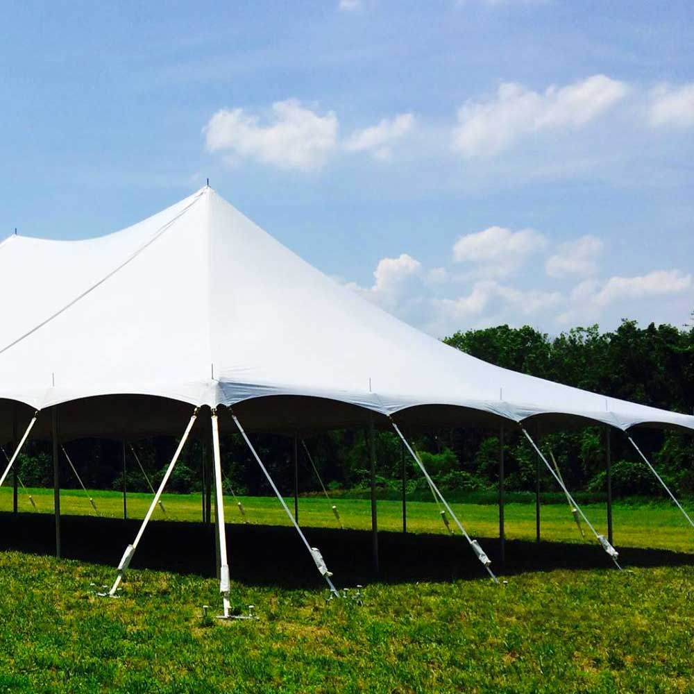 Pole Tent Event Rent in Memphis